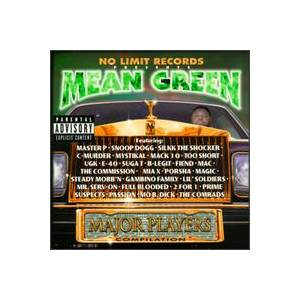 Mean Green - Major Players - Cover