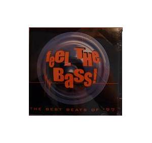 Cover - La Voix: Feel The Bass! - The Best Beats Of '97