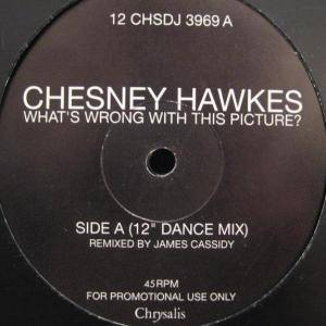 Cover - Chesney Hawkes: What's Wrong With This Picture?