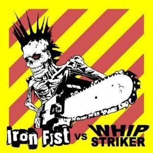 Cover - Whipstriker: Metal Punk's Not Dead!