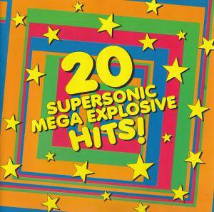 Cover - Uncle Tupelo: 20 Supersonic Mega Explosive Hits!