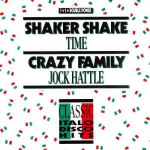 Cover - Time: Shaker Shake / Crazy Family