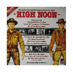 Orchester Tony Anderson: High Noon - Cover