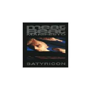 Cover - Meat Beat Manifesto: Satyricon