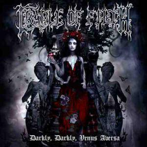 Cradle Of Filth: Darkly, Darkly, Venus Aversa - Cover