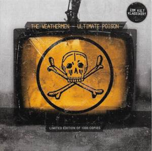 Cover - Weathermen, The: Ultimate Poison