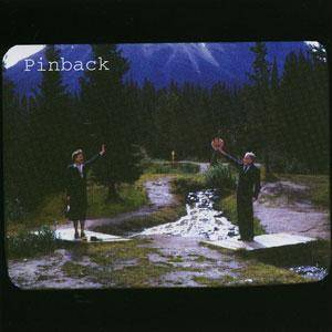 Cover - Pinback: This Is A Pinback CD