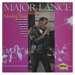 Cover - Major Lance: Monkey Time