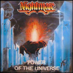 Nightmare: Power Of The Universe - Cover
