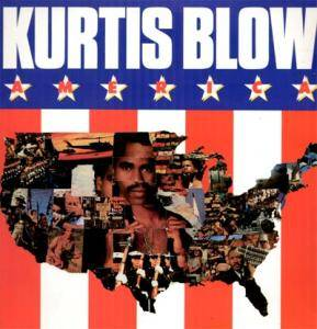Cover - Kurtis Blow: America