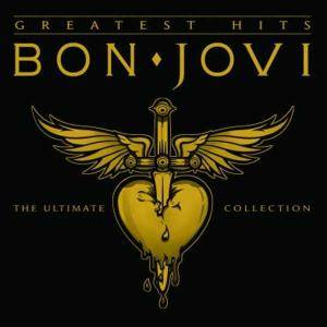 Bon Jovi: Greatest Hits - The Ultimate Collection - Cover