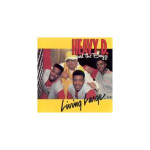 Cover - Heavy D. & The Boyz: Living Large...