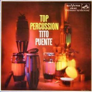 Cover - Tito Puente: Top Percussion