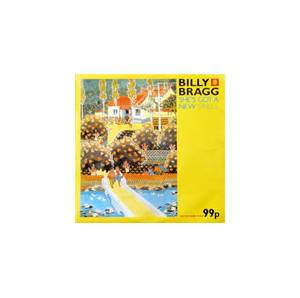 Billy Bragg: She's Got A New Spell - Cover