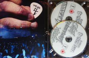 The Big 4 Live From Sofia, Bulgaria (2-DVD + 5-CD) - Bild 3
