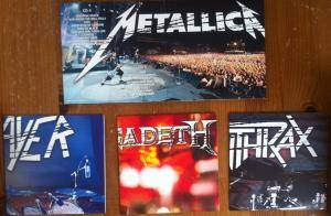 The Big 4 Live From Sofia, Bulgaria (2-DVD + 5-CD) - Bild 6