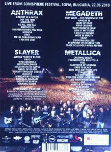 The Big 4 Live From Sofia, Bulgaria (2-DVD + 5-CD) - Bild 10