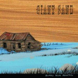 Giant Sand: Blurry Blue Mountain - Cover