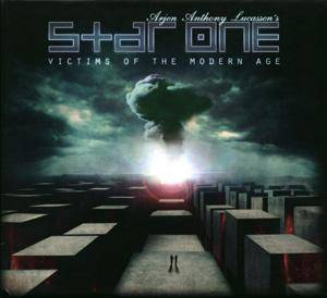 Star One: Victims Of The Modern Age (2-CD) - Bild 1