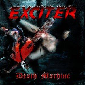 Cover - Exciter: Death Machine