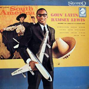 Cover - Ramsey Lewis Trio, The: Goin' Latin