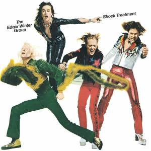 Cover - Edgar Winter Group, The: Shock Treatment