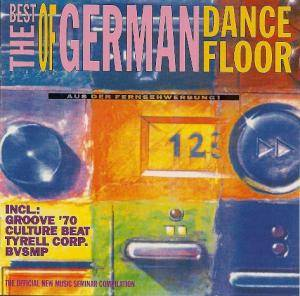 Best Of German Dancefloor, The - Cover