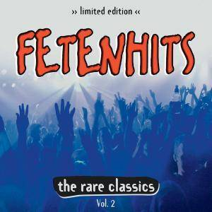 Fetenhits - The Rare Classics Vol. 2 - Cover