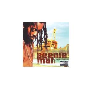 Cover - Beenie Man: Tropical Storm