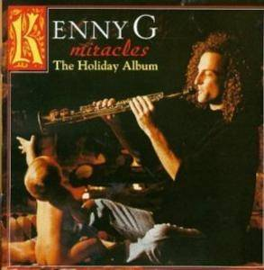 Cover - Kenny G: Miracles - The Holiday Album