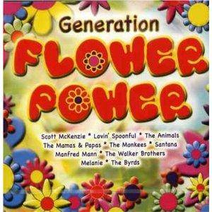 Generation Flower Power - Cover