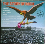 Cover - Various Artists/Sampler: Story Of Rock, The