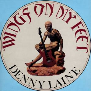 Cover - Denny Laine: Wings On My Feet