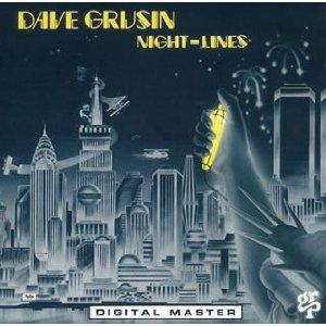 Dave Grusin: Night-Lines - Cover