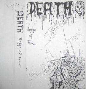 Cover - Death: Reign Of Terror