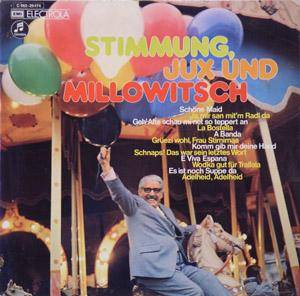 Cover - Willy Millowitsch: Stimmung, Jux Und Millowitsch