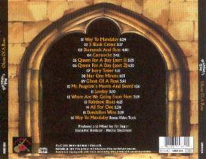 Blackmore's Night: Ghost Of A Rose (CD) - Bild 2