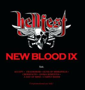 Cover - Thaurorod: Hellfest - New Blood IX