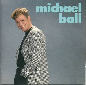 Cover - Michael Ball: Michael Ball