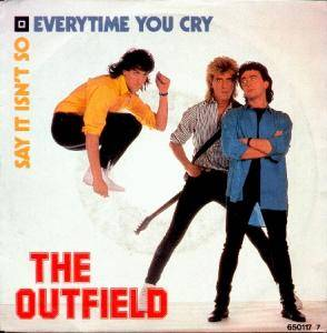 The Outfield: Every Time You Cry - Cover