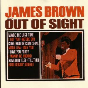 Cover - James Brown: James Brown Sings Out Of Sight