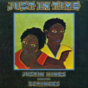 Cover - Justin Hinds & The Dominoes: Just In Time