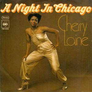 Cover - Cherry Laine: Night In Chicago, A