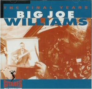 Cover - Big Joe Williams: Final Years, The
