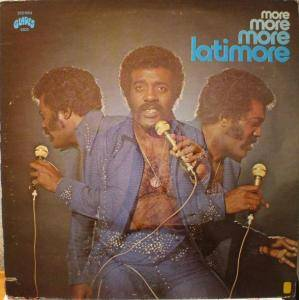 Cover - Latimore: More More More