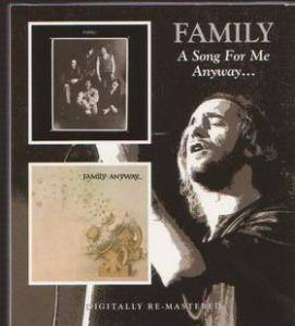 Cover - Family: Song For Me / Anyway..., A