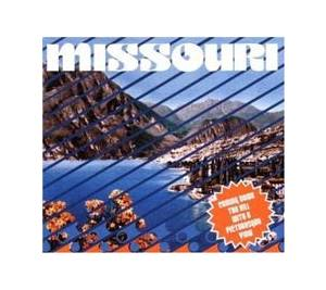 Cover - Missouri: Coming Down The Hill With A Picturesque View