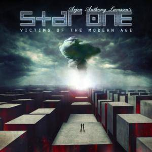 Star One: Victims Of The Modern Age - Cover