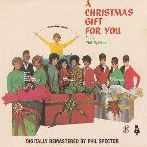 Christmas Gift For You From Phil Spector, A - Cover