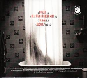 Farin Urlaub: Dusche (Single-CD) - Bild 2